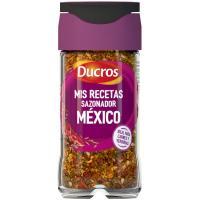 Sazonador mexicano DUCROS, frasco 40 g