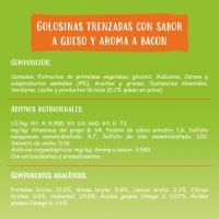 Hueso Funtastix para perro FRISKIES, paquete 175 g