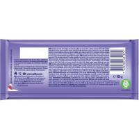Chocolate con leche-oreo MILKA, tableta 100 g