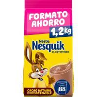 Cacao en polvo NESQUIK, bolsa 1,2 kg