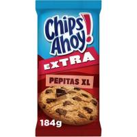 Galletas extra pepitas XL CHIPS AHOY, paquete 184 g