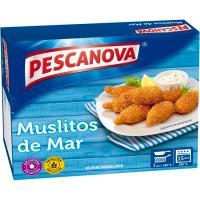 Muslito de mar al horno Sin Gluten PESCANOVA, caja 250 g