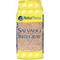 Salvado integral de trigo NATUR TIERRA, paquete 150 g