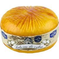 Queso de cabra EL PASTOR, al corte, compra mínima 250 g