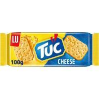 Galleta salada sabor queso TUC Lu, paquete 100 g
