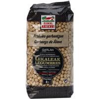 Garbanzo EUSKAL BASERRI GARLAN, paquete 1 kg