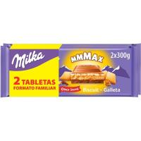 Chocogalleta MILKA, pack 2x300 g