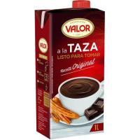 Chocolate a la taza VALOR, brik 1 litro