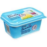 Margarina vegetal ligera EROSKI Sannia, tarrina 500 g