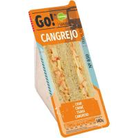 Sandwich de cangrejo ÑAMING, 1 unid., 140 g