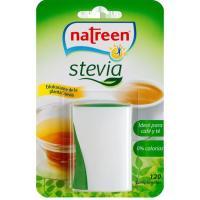Edulcorante NATREEN Stevia, dosificador 120 uds.