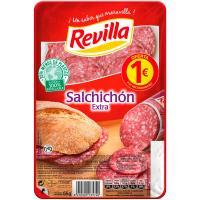 Salchichón extra REVILLA, bandeja 70 g