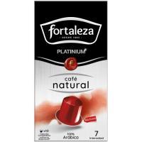 Café natural FORTALEZA, caja 10 monodosis