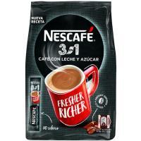 Café soluble 3en1 NESCAFÉ, paquete 180 g