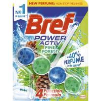 Limpiador wc poder activo natura BREF, pack 1 unid.