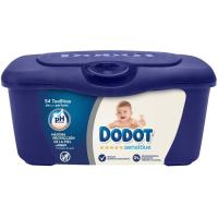 Toallitas DODOT Sensitive, caja 54 uds