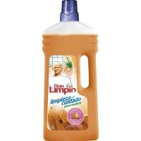 Limpiador madera DON LIMPIO, botella 1,3 litros
