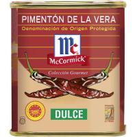 Pimentón dulce DO Vera McCORMICK, lata 70 g
