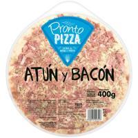 Pizza de atún-bacón PRONTO PIZZA, 1 ud., 400 g