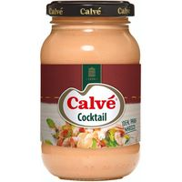 Salsa cocktail CALVÉ, frasco 225 g