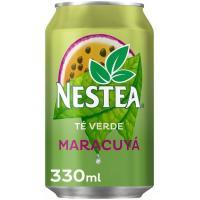 Té verde con maracuya NESTEA, lata 33 cl