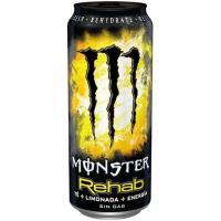 Bebida energética Rehab MONSTER, lata 50 cl