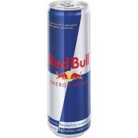 Bebida energética RED BULL, lata 47,3 cl