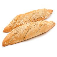 Pan 11% avena EROSKI, 160 g