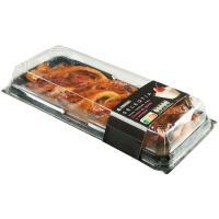 Trenza de queso con cerezas Eroski SELEQTIA, 450 g