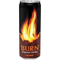 Bebida energética BURN, lata 50 cl
