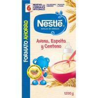 Papilla de 5 cereales NESTLÉ, caja 1,2 kg
