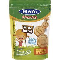Nanos galletas HERO, paquete 180 g