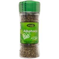 Especia de albahaca bio ARTEMISBIO, frasco 12 g