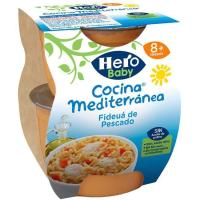 Fideua de pescado HERO Cocina M., pack 2x200 g