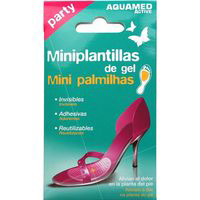 Miniplantillas gel AQUAMED, pack 2 unid.