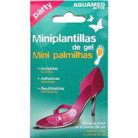 Miniplantillas gel AQUAMED, pack 2 unid.