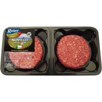Hamburguesa de novillo de Irlanda ROLER. 2 uds., bandeja 240 g