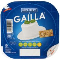 Queso fresco GAILLA, tarrina 500 g