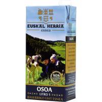 Leche entera EUSKAL HERRIA, brik 1 litro