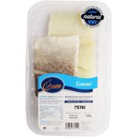 Bacalao desalado premium GIRALDO, bandeja 400 g