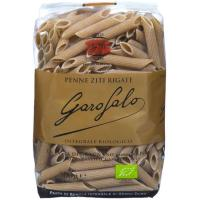 Penne integral ecológico GAROFALO, paquete 500 g