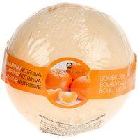 Bomba de sal de mandarina FLOR DE MAYO, 1 ud., 250 g