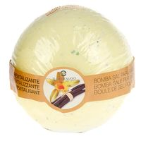 Bomba de sal de vainilla FLOR DE MAYO, 1 ud., 250 g