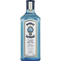 Ginebra BOMBAY Sapphire, botella 70 cl