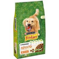 Alimento de pollo para perro adulto FRISKIES, saco 10 g