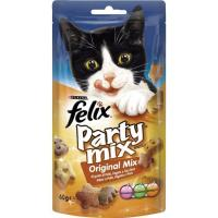 Party Mix original para gato FELIX, paquete 60 g