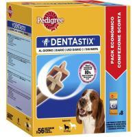 Dentastix perro mediano PEDIGREE, 56 uds., caja 1,440 kg