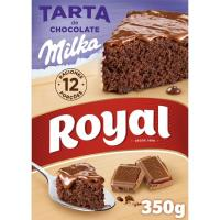 Tarta de chocolate ROYAL, caja 350 g