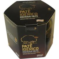 Paté ibérico tradicional COREN, pack 2x78 g
