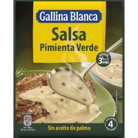 Sartén de ternera con pimienta verde GALLINA BLANCA, sobre 50 g